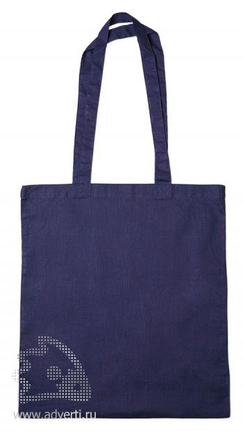 Промо-сумка «Легкость», темно-синяя