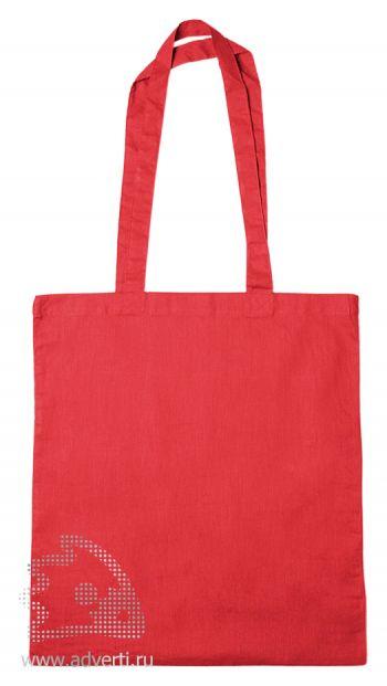 Промо-сумка «Легкость», красная
