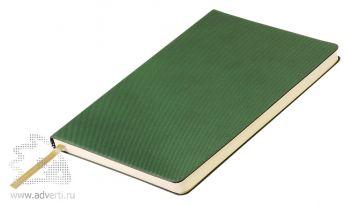Ежедневник «Canyon», зеленый