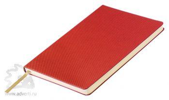 Ежедневник «Canyon», красный