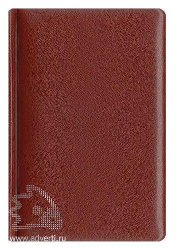 Ежедневники и еженедельники «Каприс», коричневый