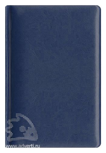 Ежедневники и еженедельники «Каприс», синий