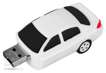 USB флешки «Машина», открытая