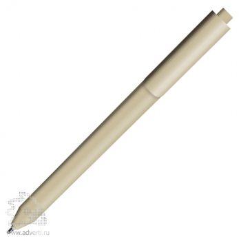 Шариковая ручка «Chalk Matt Transparent», светло-коричневая