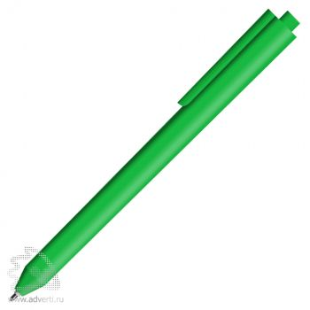 Шариковая ручка «Chalk Matt Transparent», зеленая