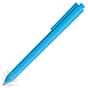 Шариковая ручка «Chalk Matt Transparent», голубая