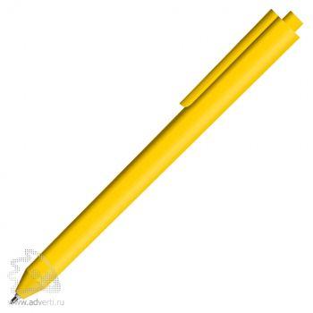 Шариковая ручка «Chalk Matt Transparent», желтая