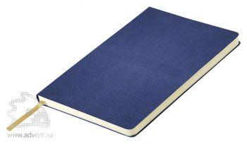 Ежедневник «Flax City», синий