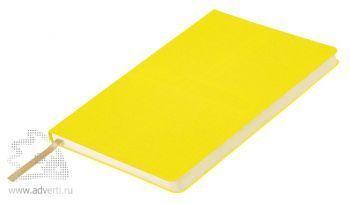 Ежедневник «Flax City», желтый
