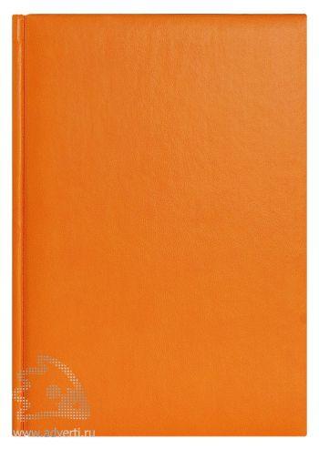 Ежедневники «City Winner», оранжевые