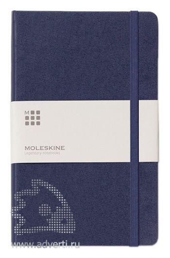 Записная книжка «Classic», синяя