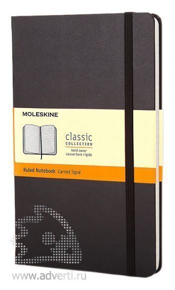 Записная книжка «Classic», черная
