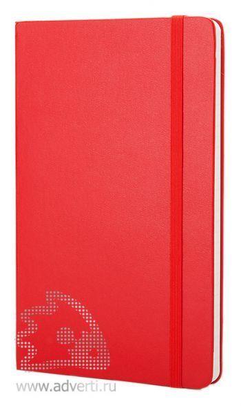Записная книжка «Classic», красная