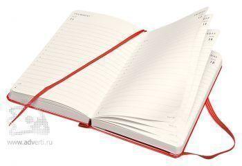 Ежедневники и еженедельники «Classic», внутренний блок ежедневника