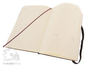 Ежедневники и еженедельники «Classic», внутренний блок еженедельника