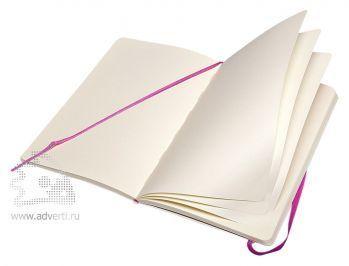 Записная книжка «Classic Soft», внутренний блок, чистый лист