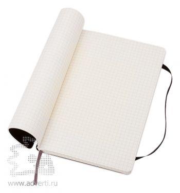 Записная книжка «Classic Soft», внутренний блок, в клетку