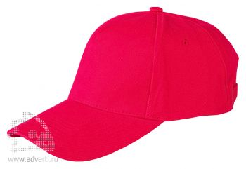 Бейсболка Leela «Heavy», розовая