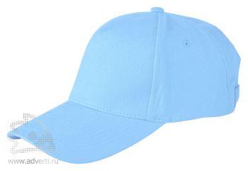 Бейсболка Leela «Heavy», голубая
