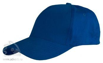Бейсболка Leela «Light», синяя