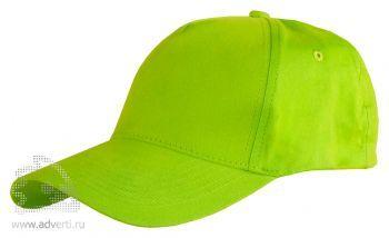 Бейсболка Leela «Light», светло-зеленая