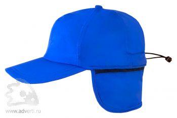 Бейсболка Leela «Winter», синяя