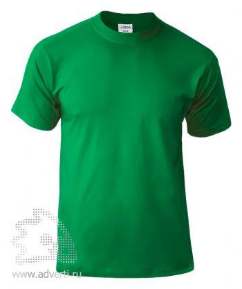 Футболка «Corona», унисекс, зеленая