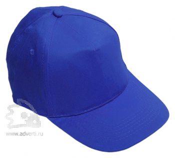 Бейсболка «Eurotex», синяя