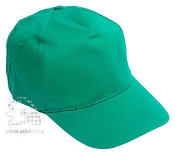 Бейсболка «Eurotex», зеленая