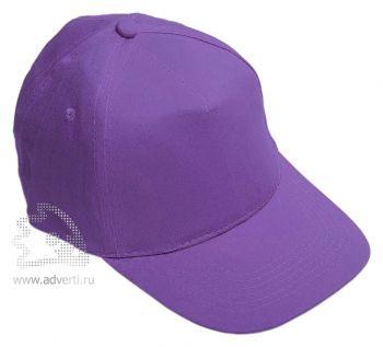 Бейсболка «Eurotex», фиолетовая