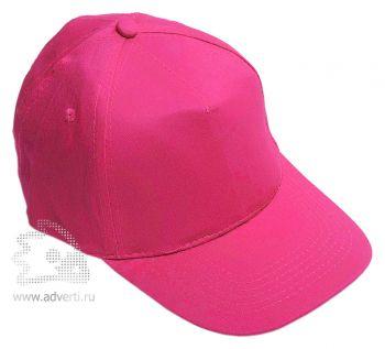 Бейсболка «Eurotex», розовая