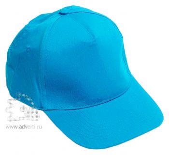 Бейсболка «Eurotex», голубая