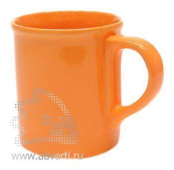 Кружка PR-034, оранжевая