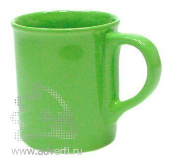 Кружка PR-034, зеленая