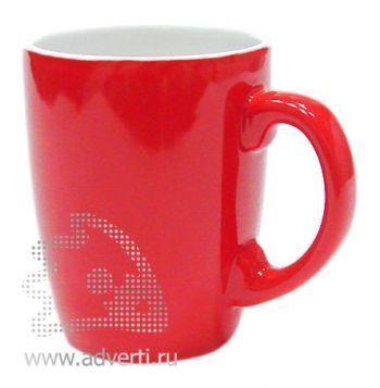 Кружка PR-036, красная