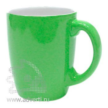 Кружка PR-036, зеленая