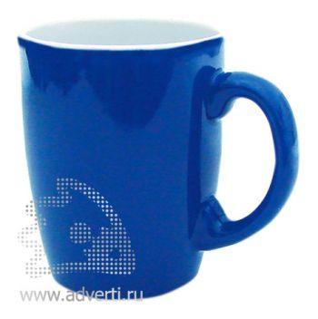 Кружка PR-036, синяя