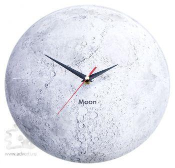 Часы стеклянные круглые, d400 мм