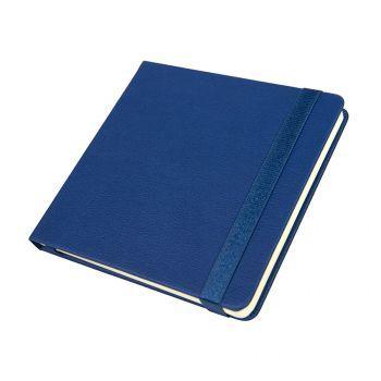 Ежедневник недатированный «Quadro», A5-, синий