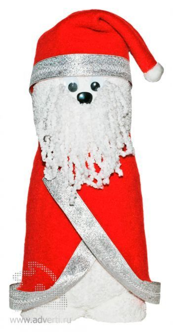 Полотенце-фигурка «Дед Мороз»