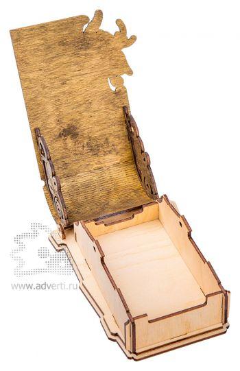 Подарочный короб малый, в открытом виде