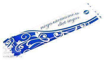 Заменитель сахара в фирменной упаковке