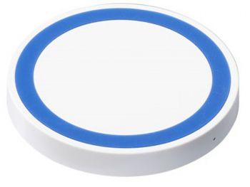 Устройство для беспроводной зарядки, синее