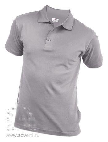Рубашка поло «Eurotex», унисекс, серая