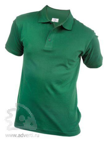 Рубашка поло «Eurotex», унисекс, зеленая