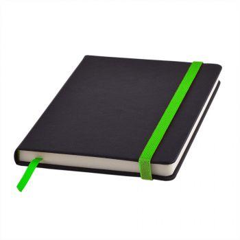 Ежедневник «RAY», зеленый