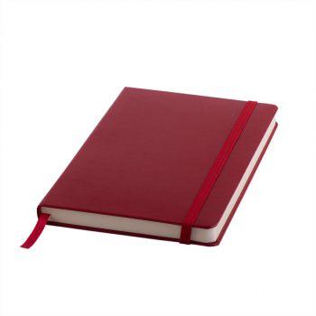 Ежедневник недатированный «Ellie», А5, бордовый