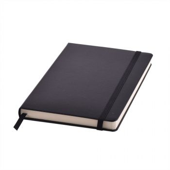 Ежедневник недатированный «Ellie», А5, черный