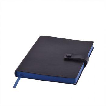 Ежедневник «STELLAR», черный, синий