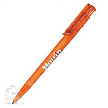 Шариковая ручка «Ocean Frost» Lecce Pen, оранжевая